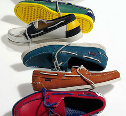 Sebago: Color Block Results